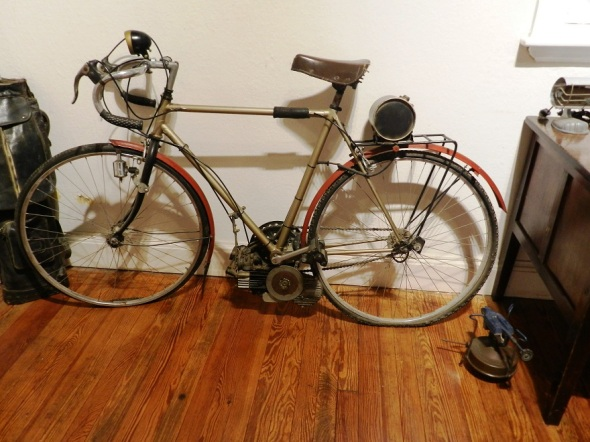 Ciclo que pertenecio al Ernestito Guevara.