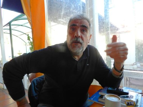 El historiador argentino, museólogo y conservador del patrimonio cultural Luis Rosanova