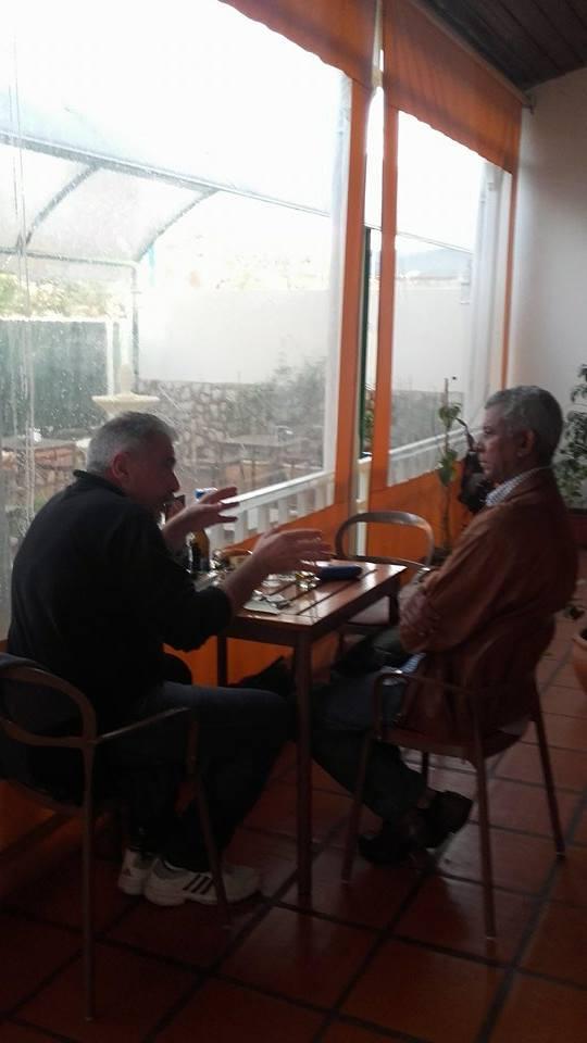Entrevista a Luis Rosonova