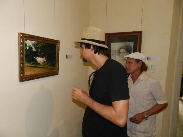 Exposición colectiva Cuba una vez más