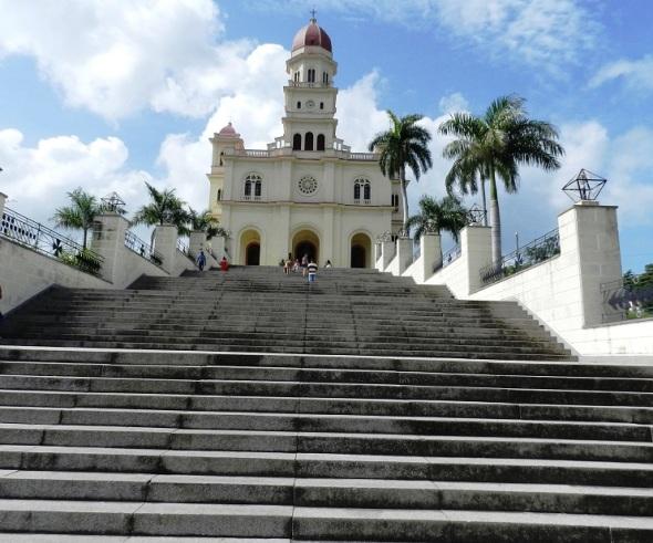 Iglesia El Cobre, Santiago de Cuba