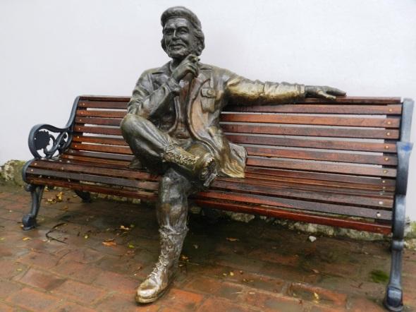 Monumento a Ernesto Guevara de la Serna en Alta Gracia