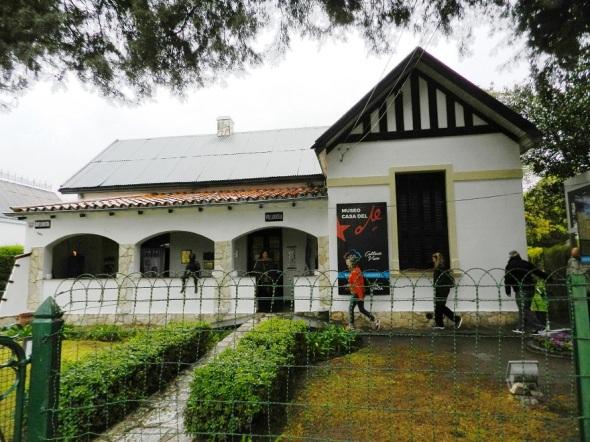 Museo Casa Ernesto Che Guevara en la ciudad de  Alta Gracia, Córdoba, Argentina