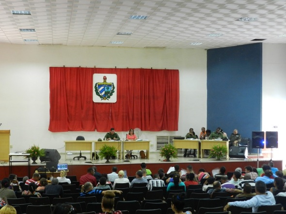 Poder Popular en Camagüey
