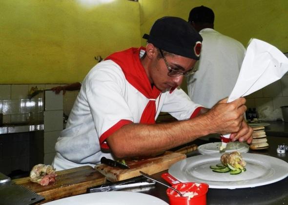 Prevalecerá la cocina cubana estilizada