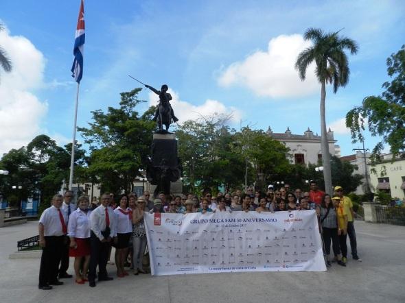 Turoperadores de 15 países en Camagüey