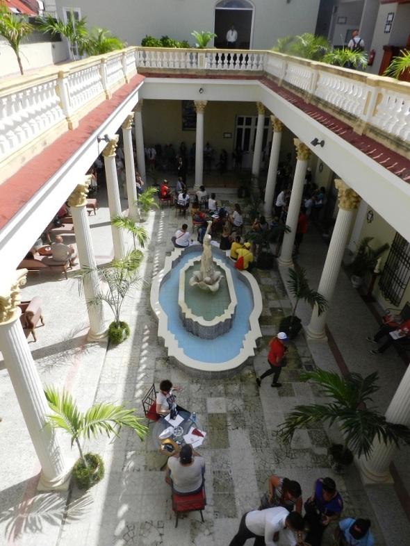 Turoperadores en hostal La Sevillana en Camagüey