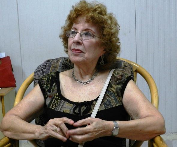 Alicia admiraba a Fidel