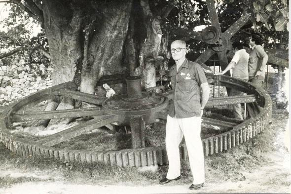 Antonio Cammañ Álvarez en la Demajagua