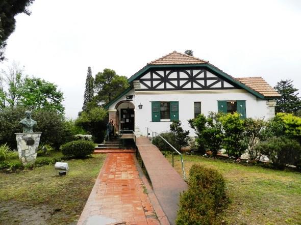 Museo Manuel de Falla en Alta Gracia, Córdoba. Foto Lázaro D. Najarro