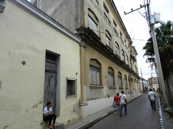 """Ernesto Che Guevara, se había reunido en el entonces colegio Teresiano, hoy escuela """"José Luis Tasende"""""""