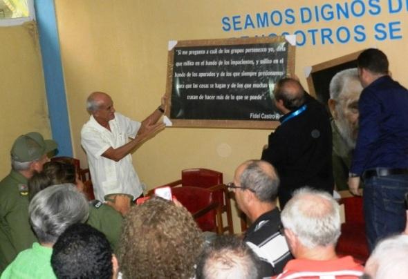 Ignacio Ramonet como promotor de tribunas tan significativas