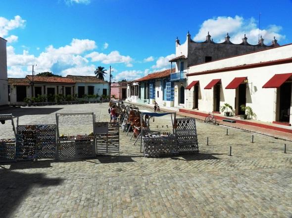 Plaza de San Juan de Dios.