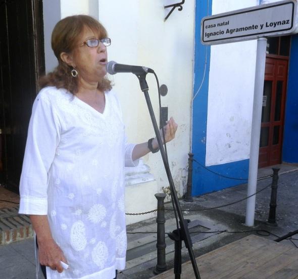 Elda Cento Gómez, Premio Nacional de Historia 2015,