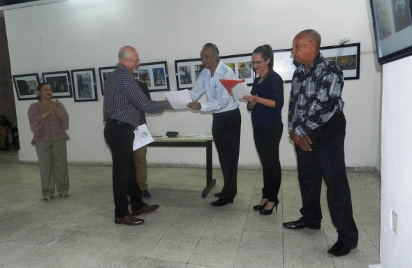 Entregan en Camagüey el Premio Imagen 2017 (+ Fotos)