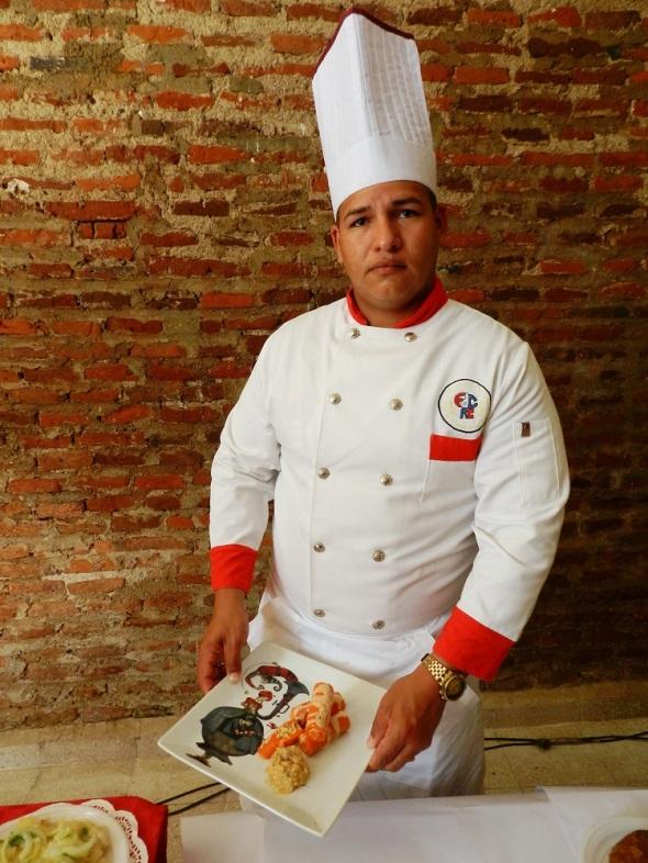 Lisvany León. Foto Lázaro D. Najarro Pujol