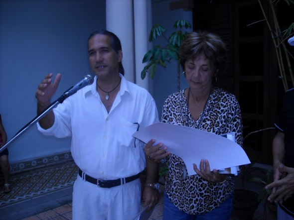 Releasing the Cuban film shot in the south of Camagüey ( Photos)