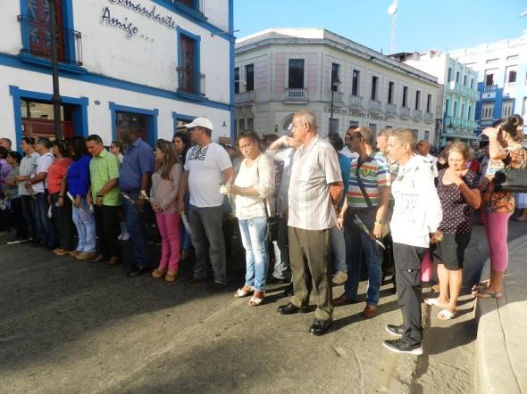 Recuerdan a El Mayor en Camagüey