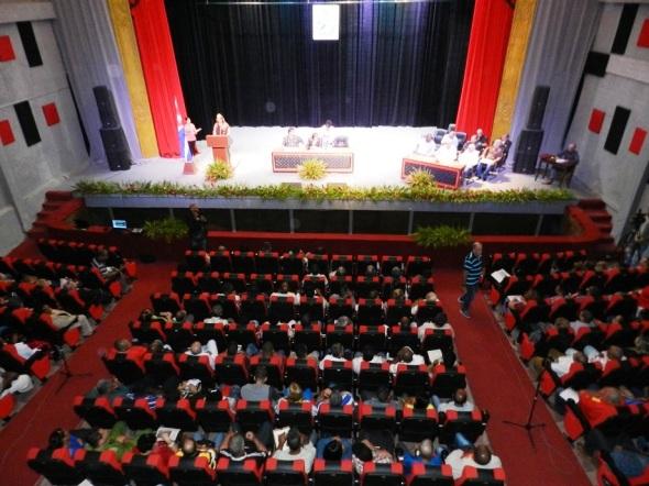 Aprobada propuestas de candidatos del municipio de Camagüey a las Asamblea Provincial y al Parlamento cubano.
