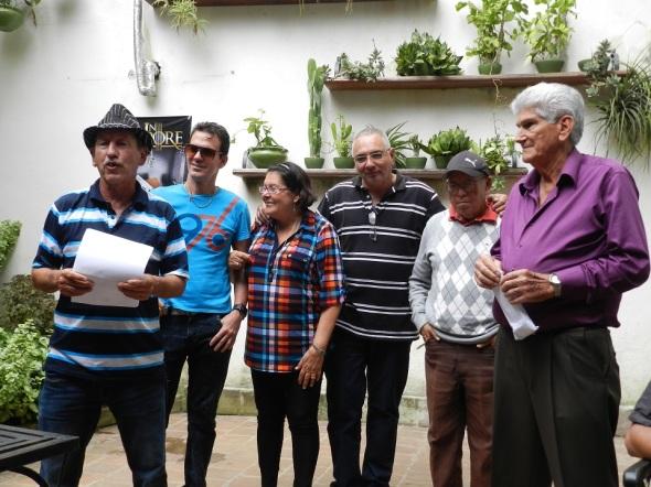 Asistieron catadores  de Ciego de Ávila y Camagüey