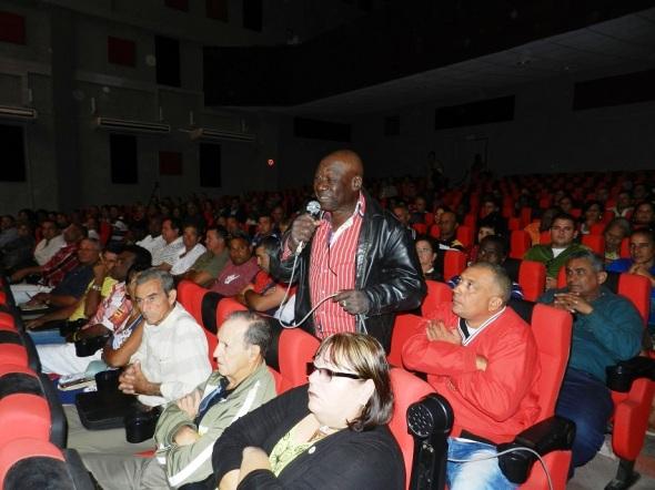De los candidatos a la Asamblea Provincial los que fueron aprobados por unanimidad