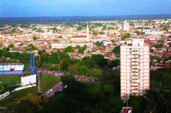 Camagüey, Cuba. Foto Lázaro David Najarro