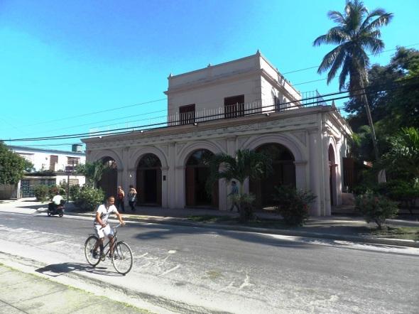 Casa Quinta Simoni, Camagüey, Cuba. Foto Lázaro David Najarro