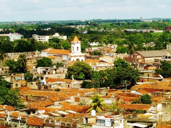 Centro histórico de Camagüey, Patrimonio Cultural de la Humanidad. Foto Lázaro David Najarro