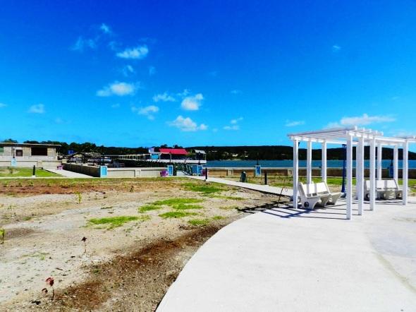 Con la obra, inaugurada a finales del mes de diciembre de 2017, se hizo realidad un anhelo de los habitantes de esa urbe
