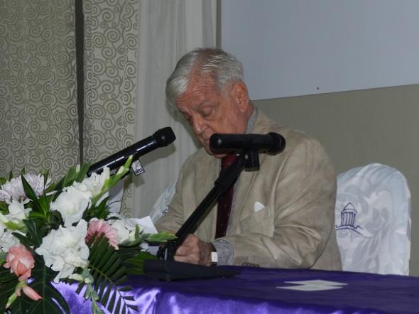 Doctor en Ciencias Luis Álvarez Álvarez