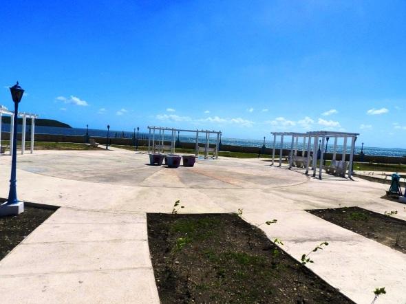 Forma parte del Complejo Malecón-Patana, sitio preferido por los jóvenes de la ciudad portuaria