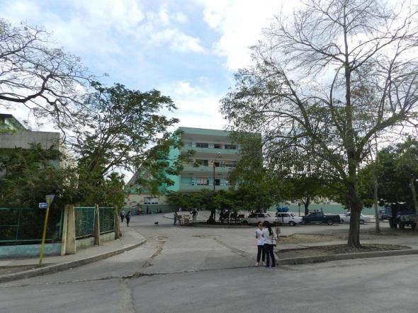 Hospital Universitario Manuel Ascunce Domenech