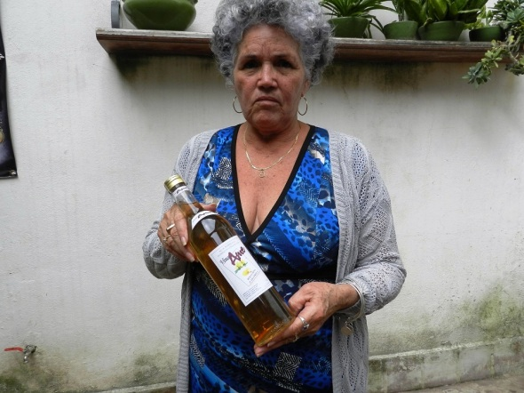 La productora Xiomara Salgado Benítez fue la máxima ganadora del Festival Provincial de Vinicultores Artesanos de Camagüey