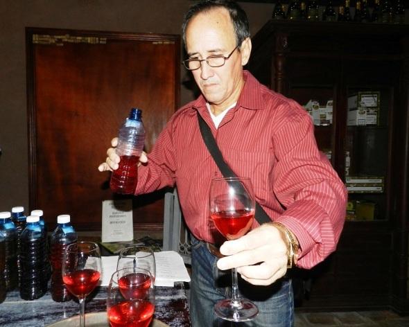 Los vinos camagüeyanos distinguen por la brillantez, transparencia, color, finura, intensidad y aroma.