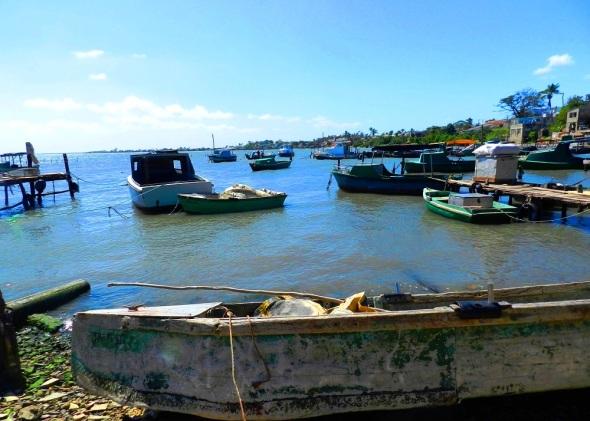 Otra vista del paisaje marino