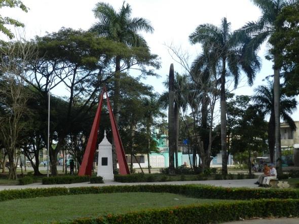 Plaza de la Revolución Joaquin de Aguero