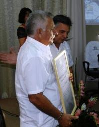 Premio Alarife Público, Fulgencio Arambula, 2017 también de concedió de forma excepcional al licenciado Antonio Hernández Roldán