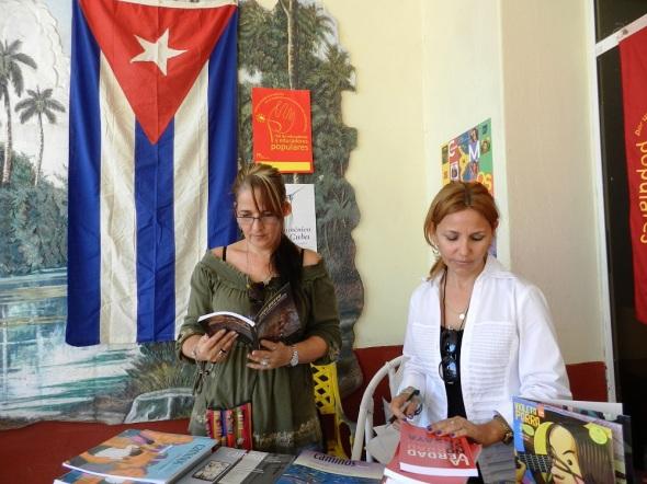 """A decir de Daimi Ruiz Varela, coordinadora de la red de educadoras populares """"es un libro sano para crecer desde dentro y ser mejores como personas"""