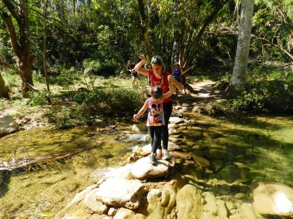 Desde temprana edad el amor por la naturaleza