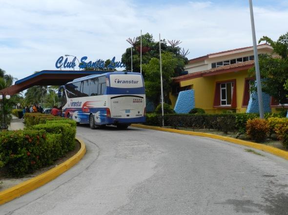 Hotel Gran Club Santa Lucía del grupo Cubanacán