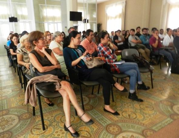 Sesiones de la Comisión de Ciudad, Arquitectura y Patrimonio