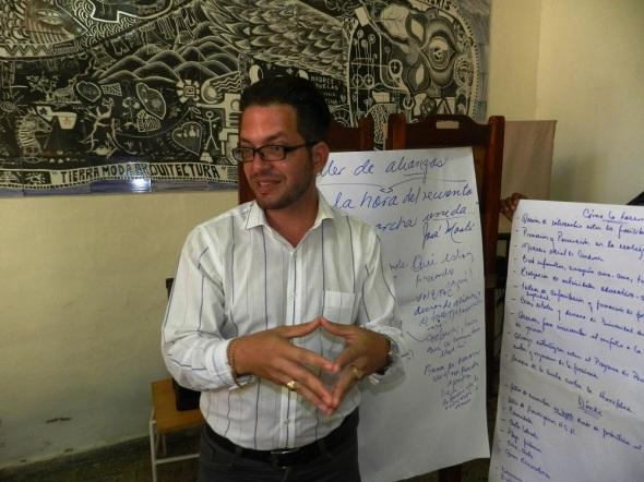 El Ministerio de Salud factor importante en el trabajo en la comunidad
