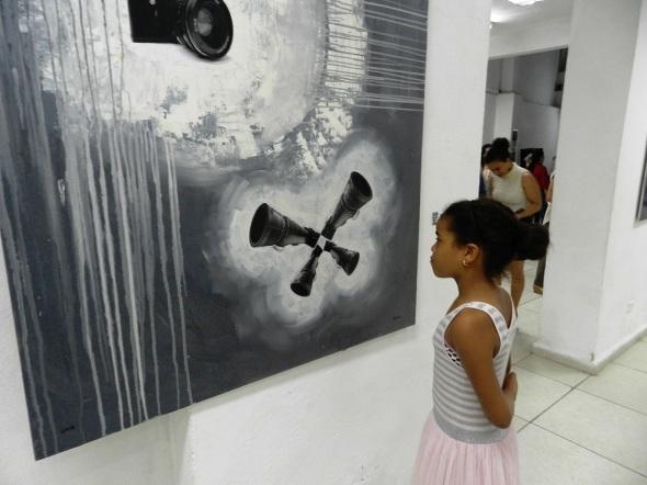 Exposición Los Objetos Silentes