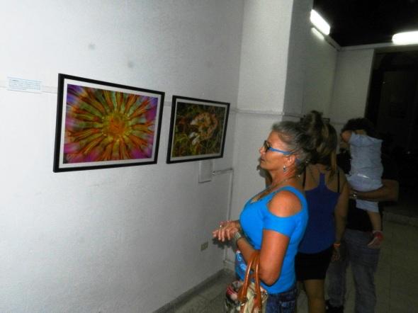 Exposición personal de fotografía MI PATRIMONO EL MAR