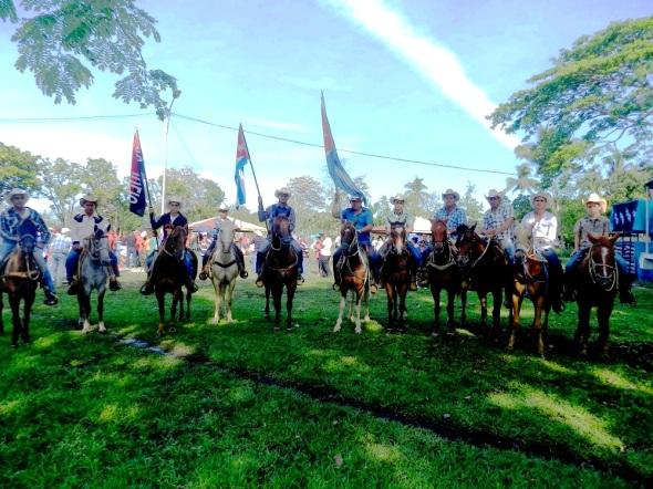 Los agropecuarios y campesinos de San Blas como la caballería del Ignacio Agramonte