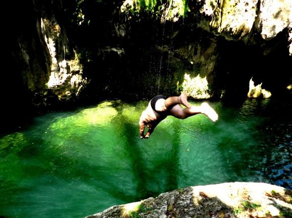 Salto de Javira