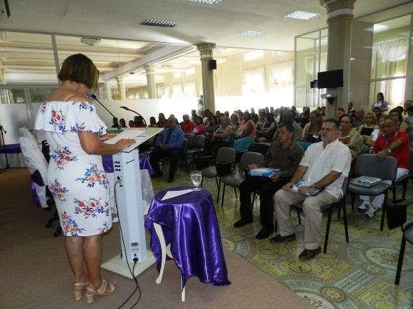 Convención Tecno-Salud Camagüey 2018.