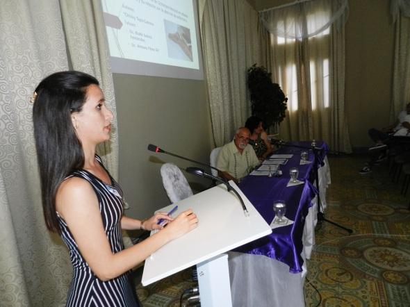 En la primera jornada de trabajo la Convención Tecno-Salud Camagüey 2018 sesionó en forma de curso pre-evento
