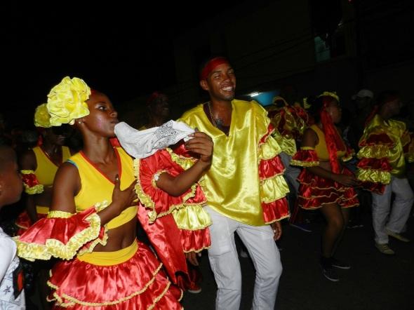 Al ritmo de la musica afrocubana