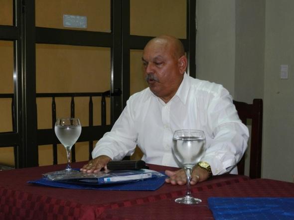 Doctor Eduardo Rivero Pelaez